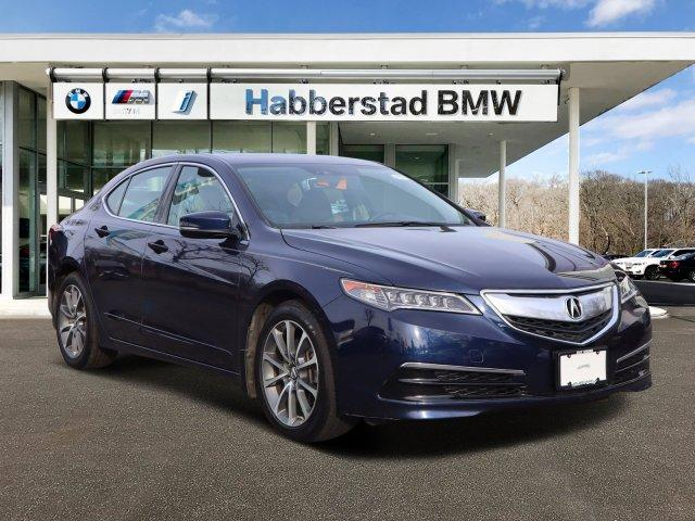 Pre-Owned 2015 Acura TLX 4dr Sdn FWD V6 Tech