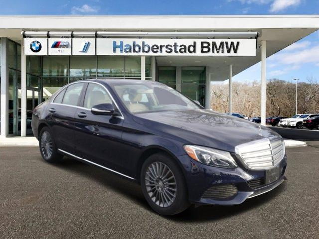 Pre-Owned 2015 Mercedes-Benz C-Class 4dr Sdn C 300 4MATIC®