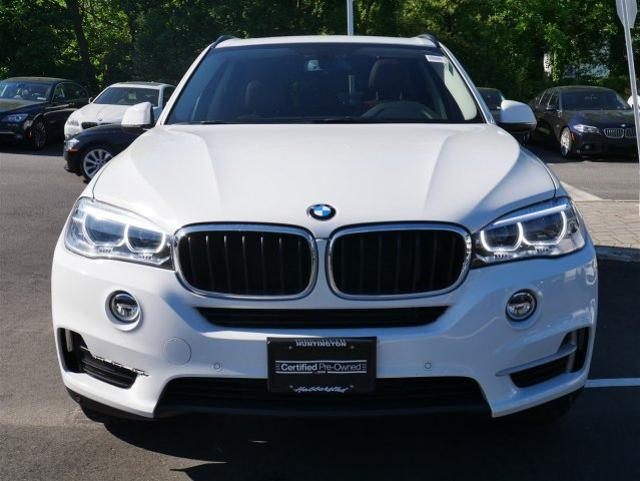 Certified Pre Owned 2015 BMW X5 AWD 4dr XDrive35i
