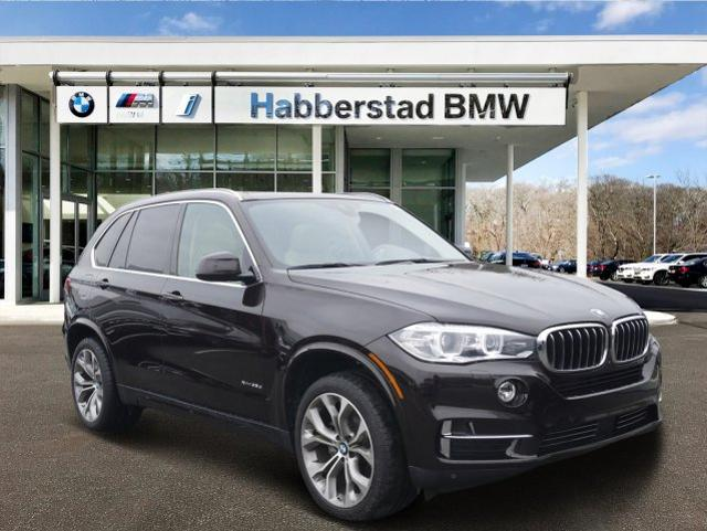 Certified Pre-Owned 2015 BMW X5 AWD 4dr xDrive35d