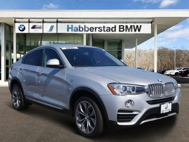 Pre-Owned 2015 BMW X4 AWD 4dr xDrive35i