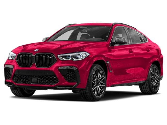 New 2020 BMW X6 M Competition Sports Activity Coupe