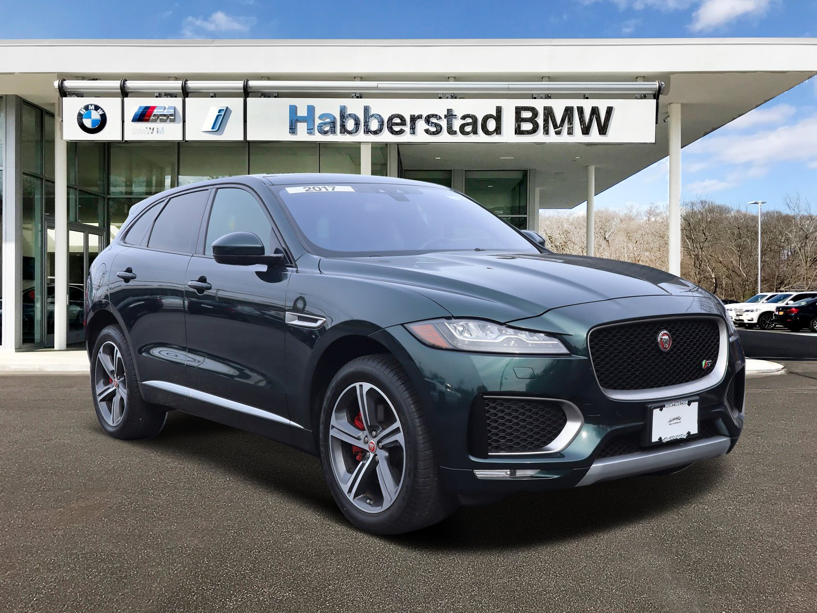 Used Jaguar F Pace Huntington Station Ny