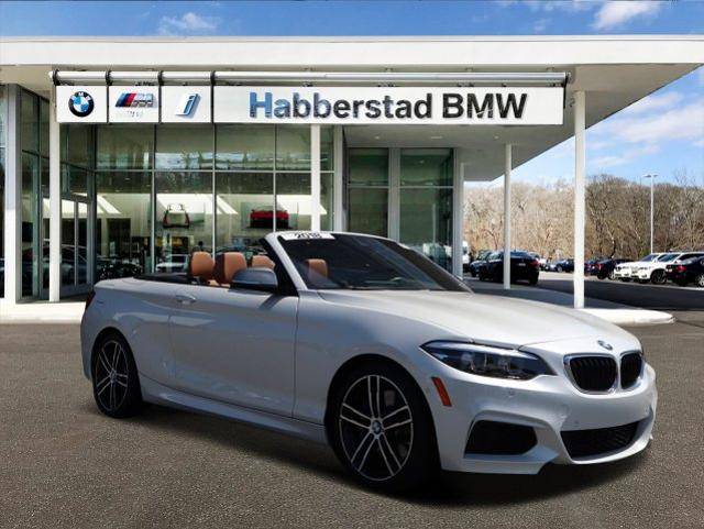 Pre-Owned 2018 BMW 2 Series M240i Convertible