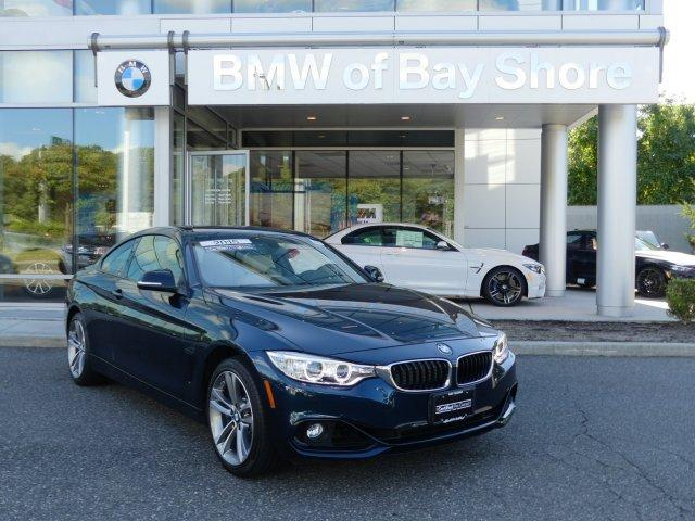 Certified Pre-Owned 2015 BMW 4 Series 2dr Cpe 435i xDrive AWD