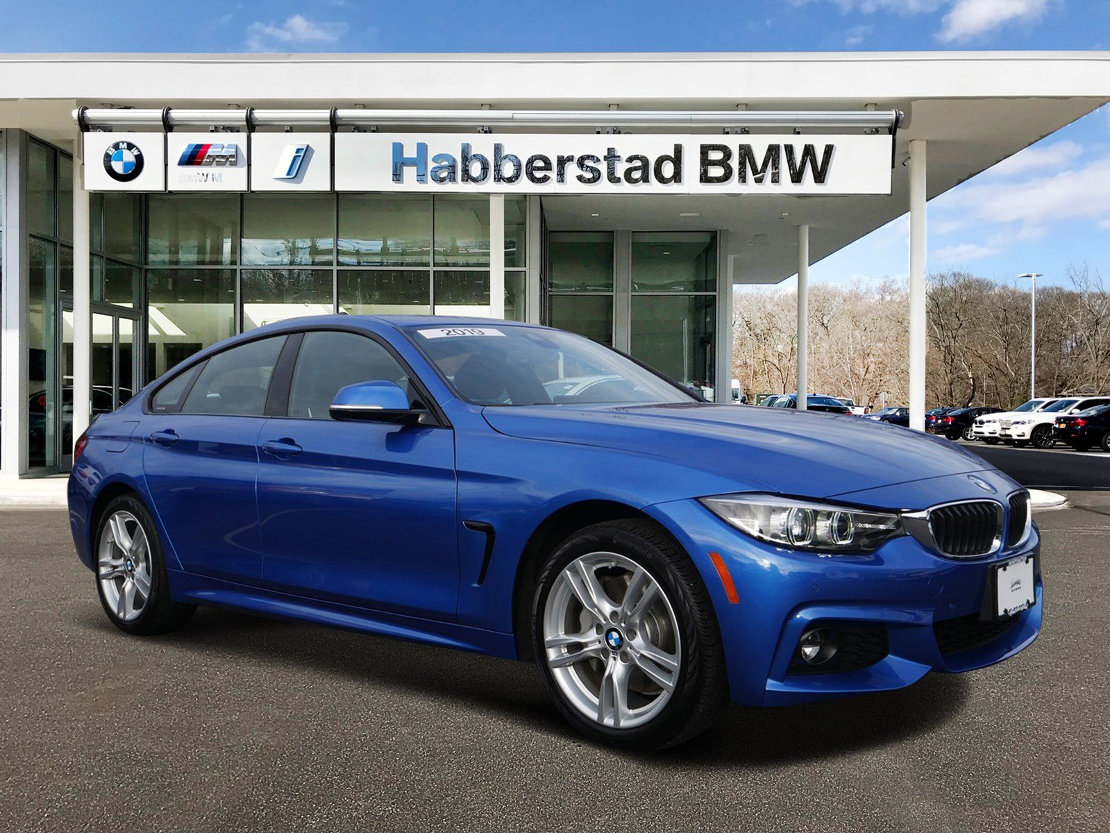 2019 BMW 430i xDRIVE GRAN COUPE -- PRE-OWNED