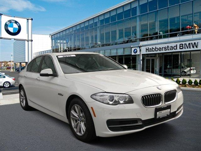 Certified Pre Owned 2014 BMW 5 Series 4dr Sdn 528i XDrive AWD