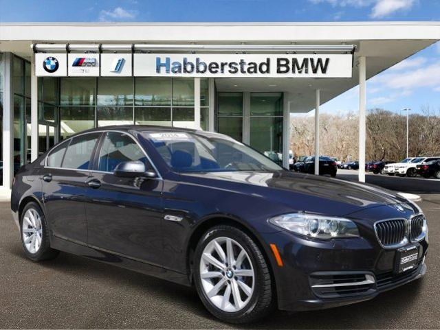 Certified Pre-Owned 2014 BMW 5 Series 4dr Sdn 535i xDrive AWD