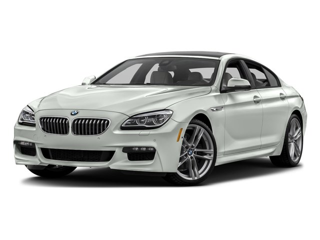 Certified Pre-Owned 2017 BMW 6 Series 650i xDrive Gran Coupe