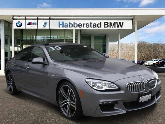 Pre Owned 2019 Bmw 6 Series 650i Xdrive Gran Coupe