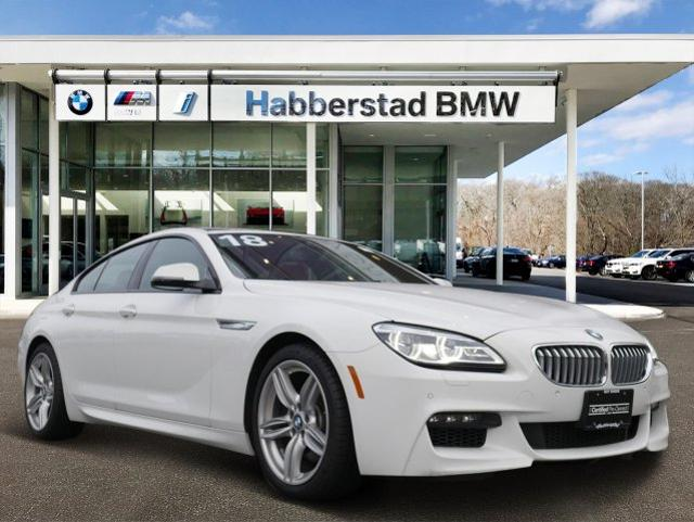 Pre Owned 2018 Bmw 6 Series 650i Xdrive Gran Coupe 4dr Car In Bay