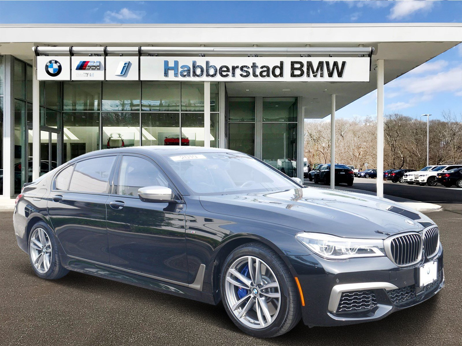 Certified Pre-Owned 2019 BMW 7 Series M760i xDrive Sedan