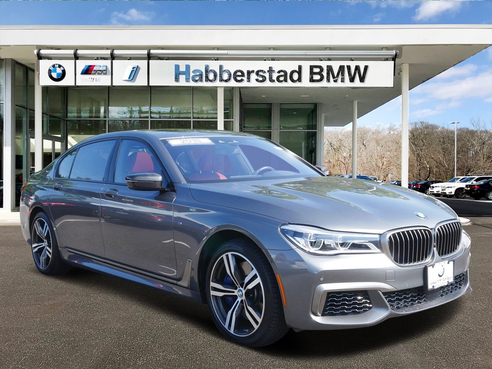 Pre-Owned 2018 BMW 7 Series M760i xDrive Sedan