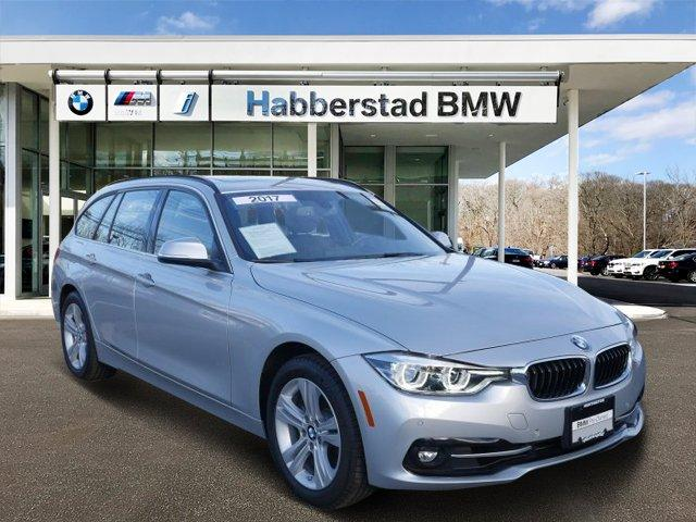 Pre-Owned 2017 BMW 3 Series 330i xDrive Sports Wagon