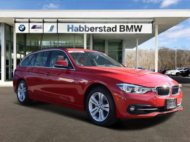Certified Pre-Owned 2018 BMW 3 Series 330i xDrive Sports Wagon