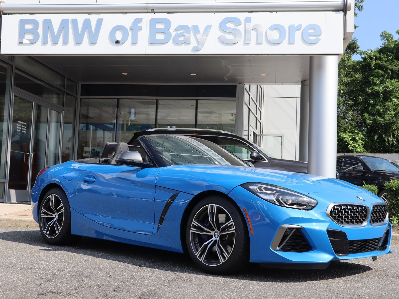 New 2020 Bmw Z4 M40i Roadster Convertible