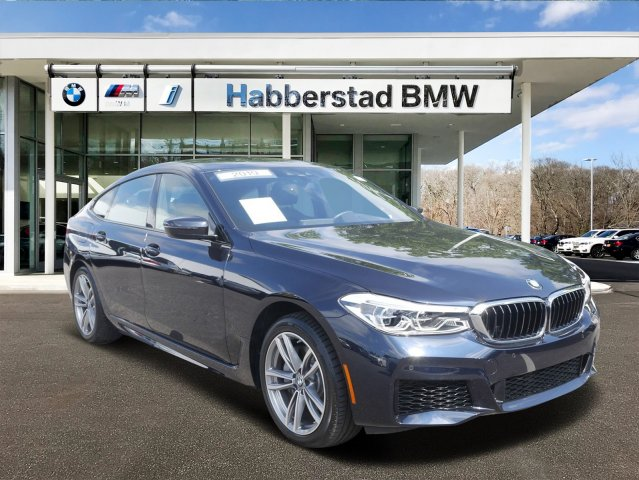 2019 BMW 640i xDRIVE GRAN TURISMO -- EXECUTIVE DEMO