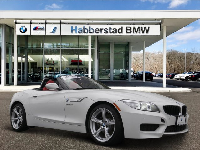 Certified Pre-Owned 2016 BMW Z4 2dr Roadster sDrive28i