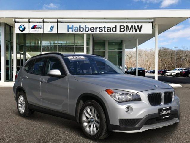 Certified Pre Owned 2015 BMW X1 AWD 4dr XDrive28i