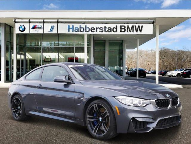 Pre Owned 2017 Bmw M4 Coupe 2dr Car