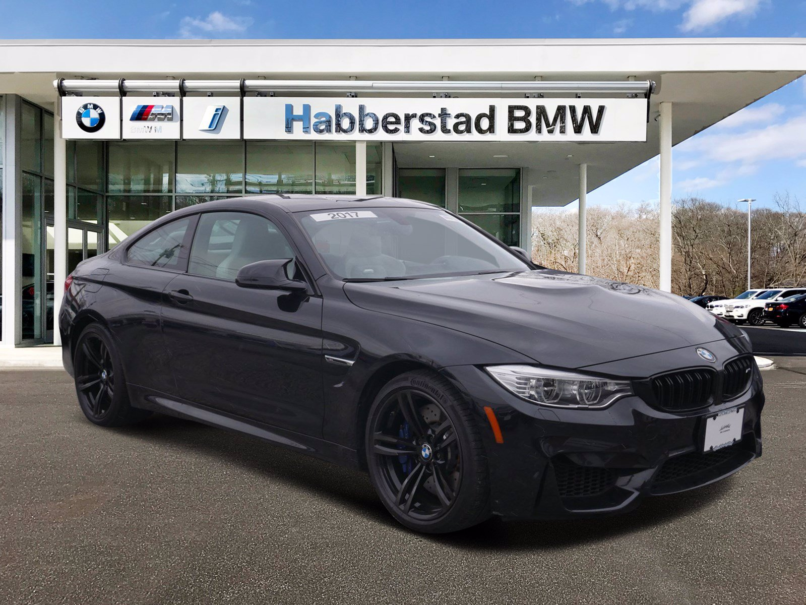 Pre-Owned 2017 BMW M4 Coupe