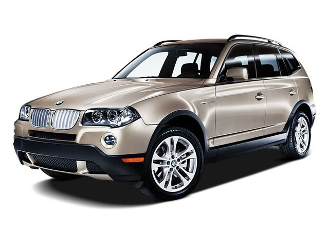 Pre-Owned 2010 BMW X3 AWD 4dr 30i
