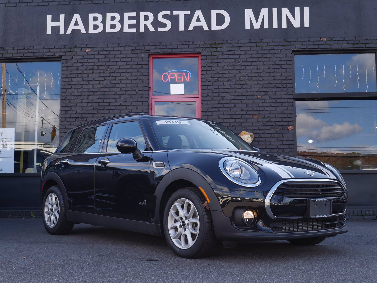 Pre-Owned 2019 MINI Clubman Cooper ALL4