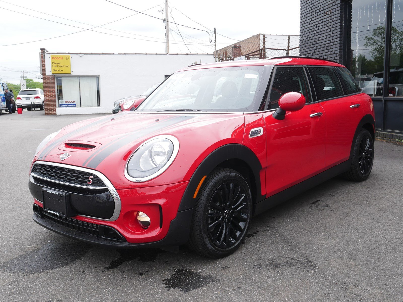 Pre Owned 2019 Mini Clubman Cooper S All4 Station Wagon In Bay Shore