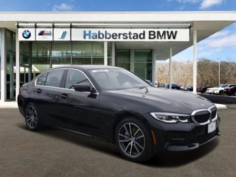 Pre-Owned 2019 BMW 3 Series 330i xDrive Sedan North America