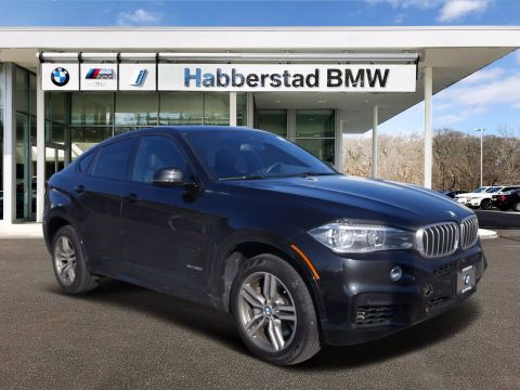 Certified Pre-Owned 2018 BMW X6 xDrive50i Sports Activity Coupe