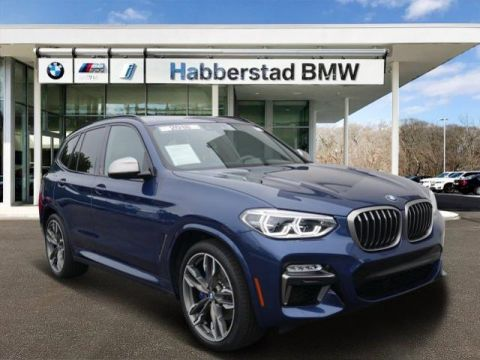 Pre-Owned 2018 BMW X3 M40i Sports Activity Vehicle
