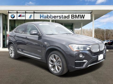 Pre-Owned 2017 BMW X4 xDrive28i Sports Activity Coupe