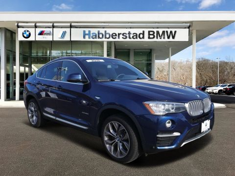 Pre-Owned 2018 BMW X4 xDrive28i Sports Activity Coupe