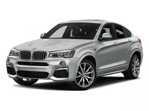 Pre-Owned 2018 BMW X4 M40i Sports Activity Coupe Sport Utility