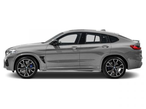 New 2020 BMW X4 M Competition Sports Activity Vehicle