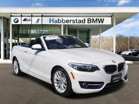 Pre-Owned 2016 BMW 2 Series 2dr Conv 228i xDrive AWD