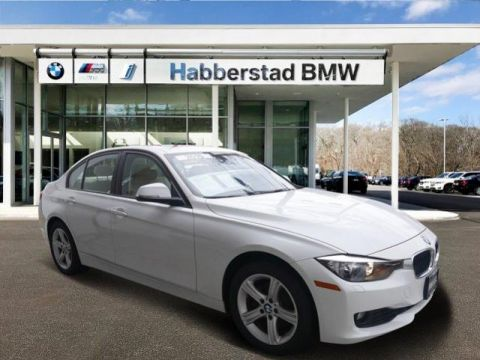 Certified Pre-Owned 2015 BMW 3 Series 4dr Sdn 328i xDrive AWD SULEV