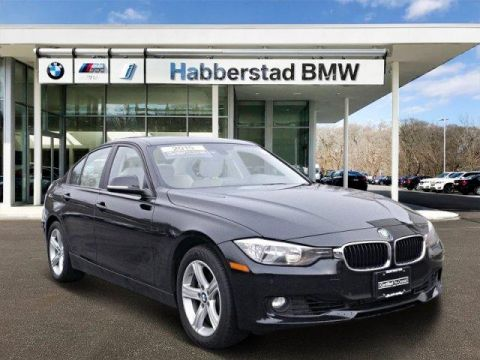 Certified Pre-Owned 2015 BMW 3 Series 4dr Sdn 328i xDrive AWD SULEV 4dr Car