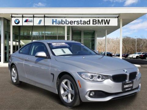 Certified Pre-Owned 2015 BMW 4 Series 2dr Cpe 428i xDrive AWD SULEV 2dr Car