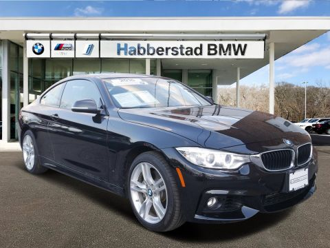 Certified Pre-Owned 2016 BMW 4 Series 2dr Cpe 435i xDrive AWD