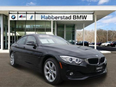 Certified Pre-Owned 2015 BMW 4 Series 4dr Sdn 428i xDrive AWD Gran Coupe 4dr Car