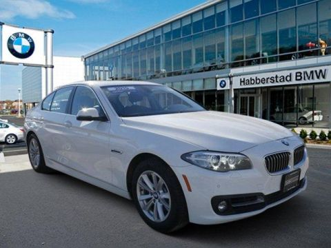 Certified Pre-Owned 2015 BMW 5 Series 4dr Sdn 528i xDrive AWD 4dr Car