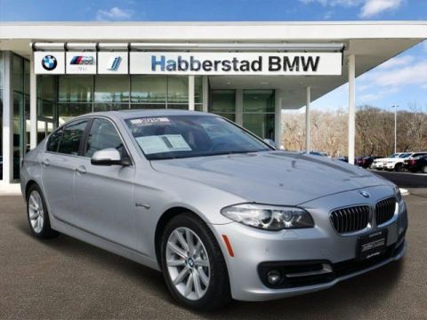 Certified Pre-Owned 2015 BMW 5 Series 4dr Sdn 535i xDrive AWD