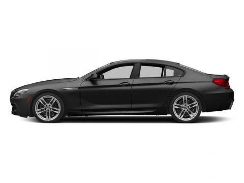 New 2018 BMW 6 Series 640i xDrive Gran Coupe 4dr Car
