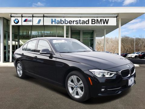 Certified Pre-Owned 2018 BMW 3 Series 330i xDrive Sedan