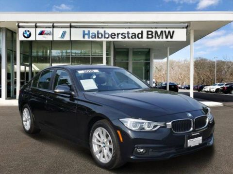 Certified Pre-Owned 2018 BMW 3 Series 320i xDrive Sedan