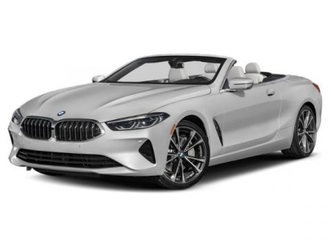 New 2020 BMW 8 Series 840i xDrive Coupe