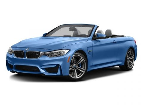 Certified Pre-Owned 2017 BMW M4 Convertible