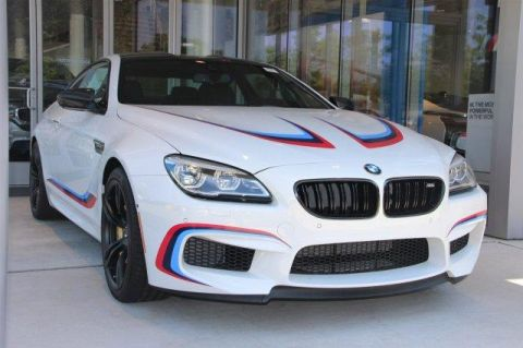 New 2016 BMW M6 2dr Cpe