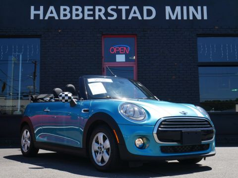 Pre-Owned 2016 MINI Cooper 2dr